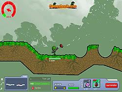 Platform War game