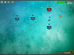 Galactica Rebellion game