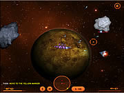 Warp Raider game