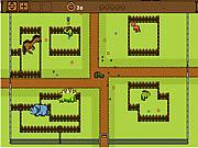 Dinosaur Zookeeper game