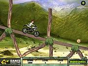 Ben 10 Adventure Ride game