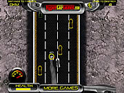 Play Galactic racer Game