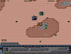 Lunar Commander game