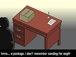 The Package game