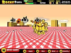 Rocket Panda game