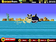 juego Rocket Panda