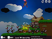 Monkey Bomber game