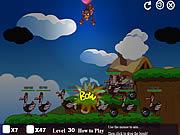 Monkey Bomber game
