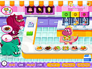 Jogar jogo grátis Dino Restaurant