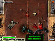 juego American Tank Zombie Invasion