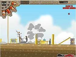 Grenade Gunner game