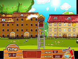 Brave Firefighter game