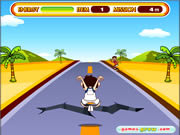 Play Running race Game