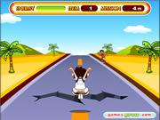 Running Race game