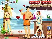 Kiss Kiss Paradise لعبة
