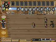 Pirates of Teelonians game