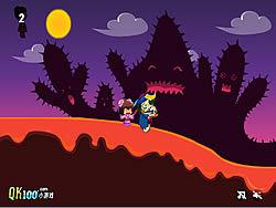 Monster Girl game