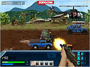 juego Warzone Getaway 2