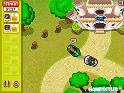 Zoo Dodgem game