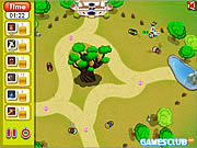 Play Zoo dodgem Game