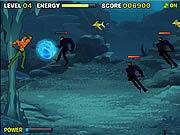Play Aquaman defender of atlantis Game