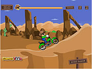 juego Luigi Bike