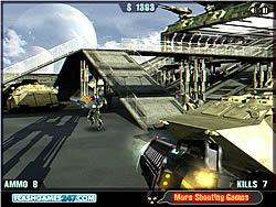 Trooper Assassin game