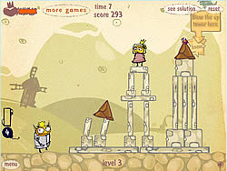Princess Saver game