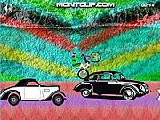 MotorBike Pro - Lost City game