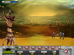 Zombies Destruction game