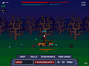 Dude and Zombies game