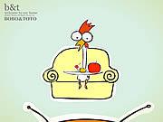 Watch free cartoon BoBoToTo: Earthquake