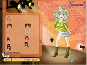 Cute Girl TV Star game
