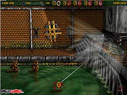 Underground Invasion game