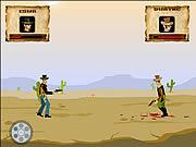 Cowboy Duel game