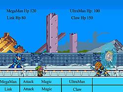 Nintendo RPG game
