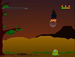 Dino Extermination game
