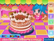 Emily Cake Challenge game