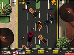 New Crazy Traffic game