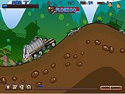 Play Garbage truck Game