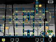 Juega al juego gratis The Railway Robots Road Trip