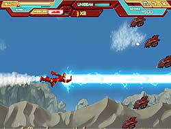Iron Man Armored Justice game