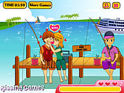 Play Lovely dock vacation Game