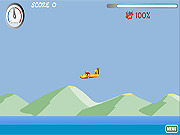Sky Firefighter game