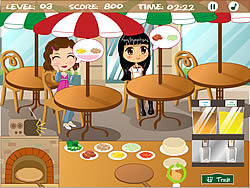 Main Street Pizza game