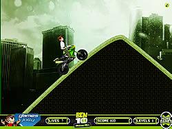 Ben 10 Extreme Ride game