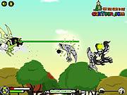 juego Ben 10 Sky Battle