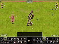 Miragine War game