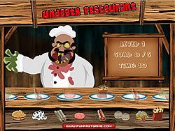Undeath Restaurant game