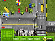 City Bus Drive game